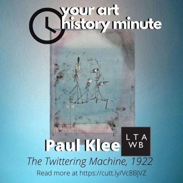 Paul Klee history