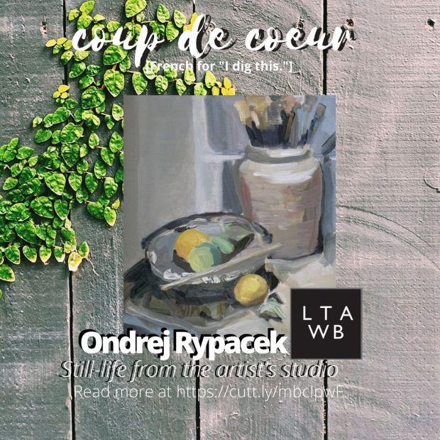 Ondrej Rypacek art for sale