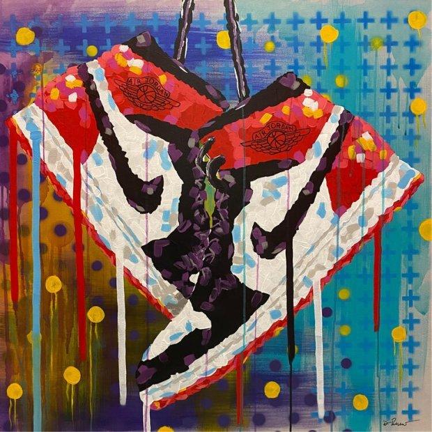 David Ruggeri art