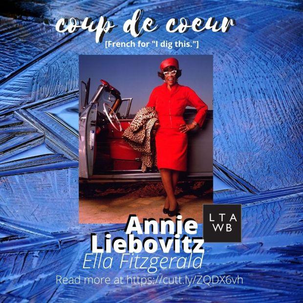 Annie Liebovitz art