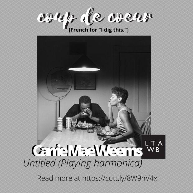 Carrie Mae Weems art