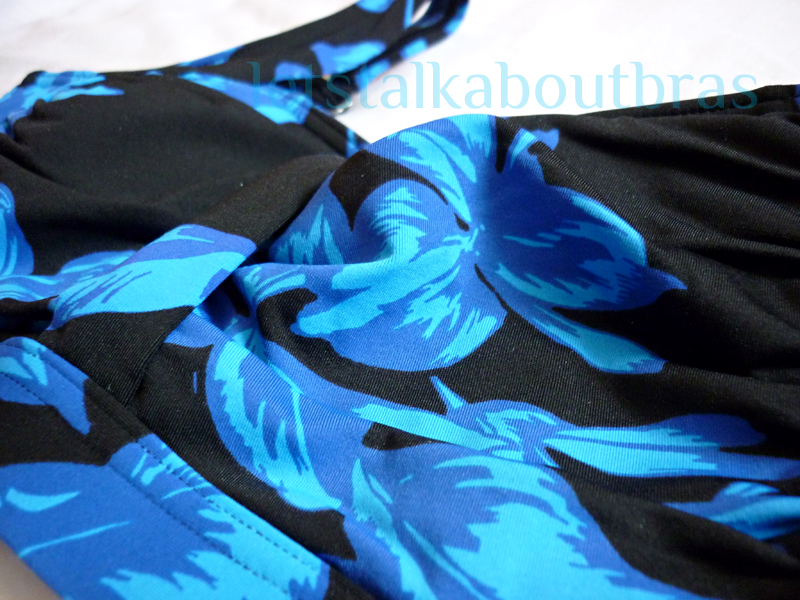 Swimwear Review Lands End DDDcup Beach Living Sweetheart Bikini Top  Lets talk about bras