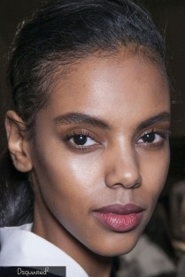 F/W 2013-14 makeup trend: Grunge Eyes - Dsquared2