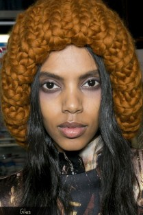 F/W 2013-14 makeup trend: Grunge Eyes - Giles
