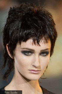 F/W 2013-14 makeup trend: Grunge Eyes - Marc Jacobs