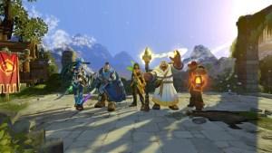 Champions of Anteria - Screenshot