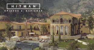 HITMAN - Episode Two: Sapienza