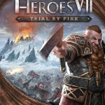Might & Magic Heroes VII - Trial by Fire - Key Art