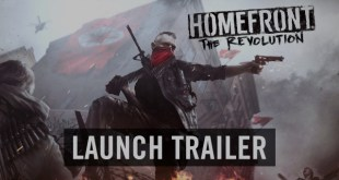 Homefron: The Revolution - Launch Trailer