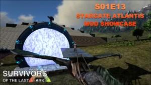 Lets Talk Gaming - Survivors of the Last Ark - S01E13 - Stargate Atlantis Mod Showcase - Site