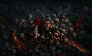 Warhammer 40,000: Dawn of War III (Key Art)