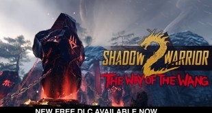 Shadow Warrior 2 The Way of the Wang free DLC
