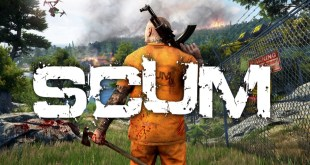 SCUM - Key Art
