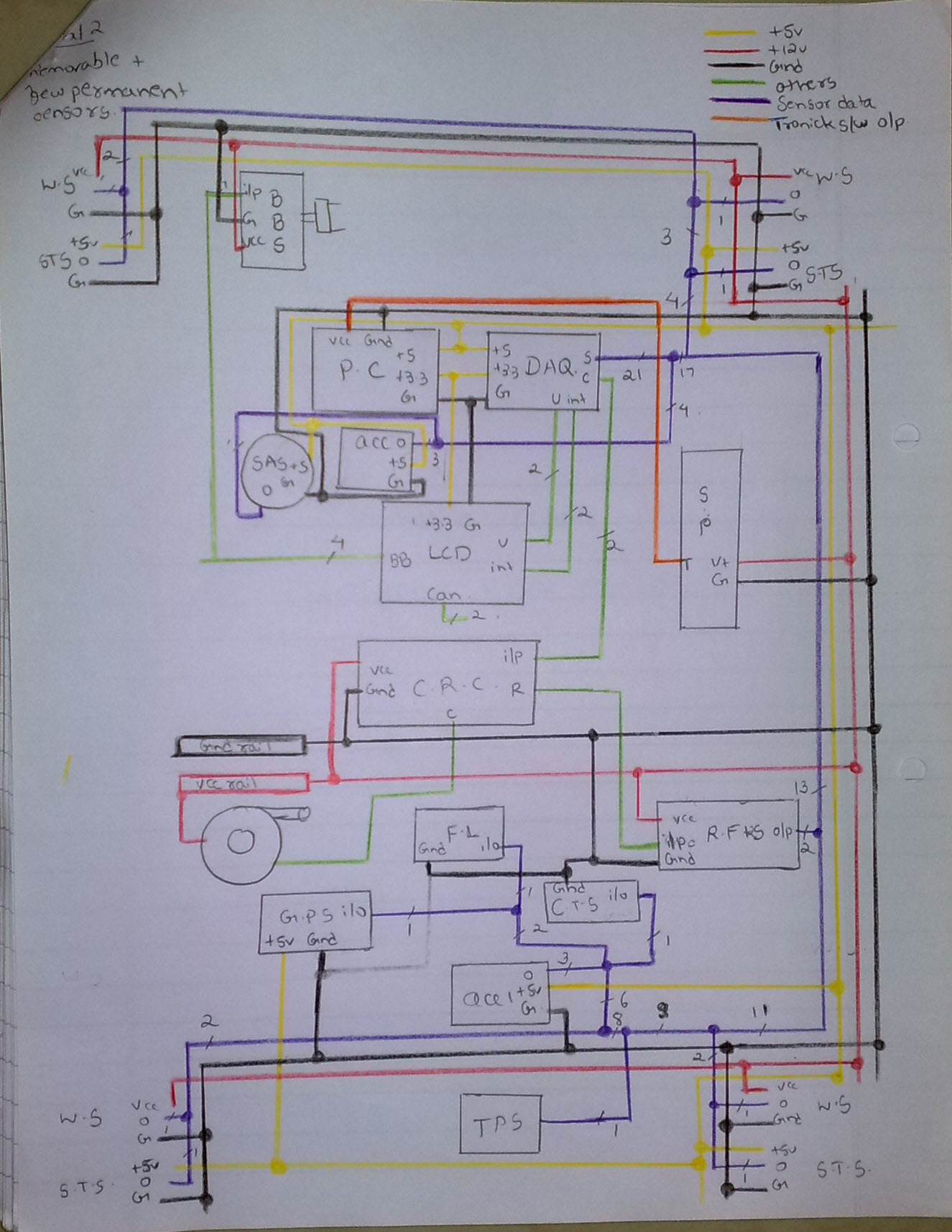 Wiring Diagram For Gm Derby Car