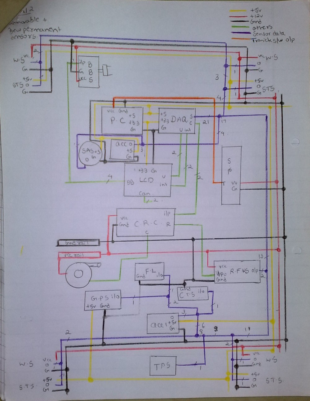medium resolution of wiring diagrams for a fsae race car ori2010