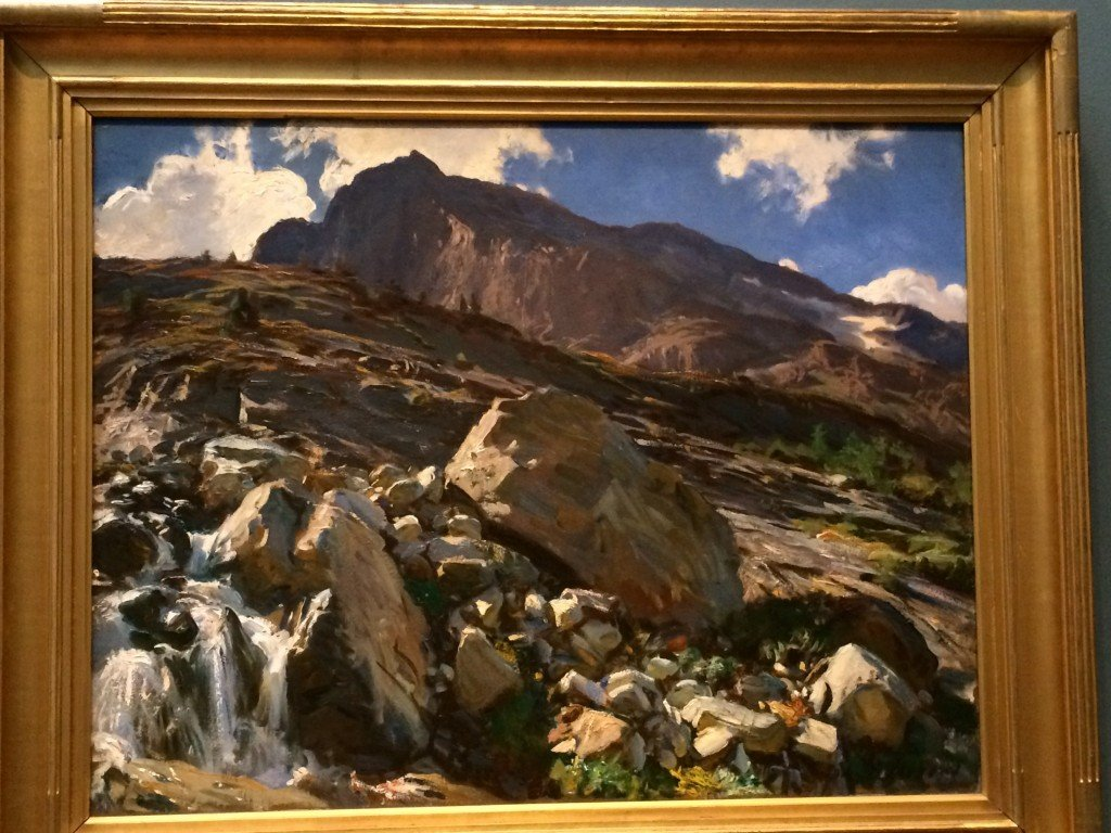 ART EXHIBIT American Masterworks from the Corcoran.,,