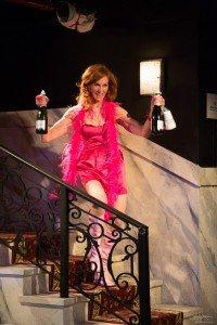 Jill Bianchini as Suzy. Photo Bob Degus