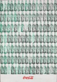 Andy Warhol | Green Coca-Cola Bottles