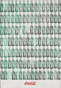 Andy Warhol | Green Coca-Cola Bottles