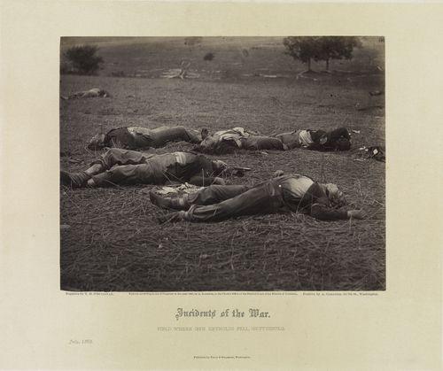 Field Where General Reynolds Fell