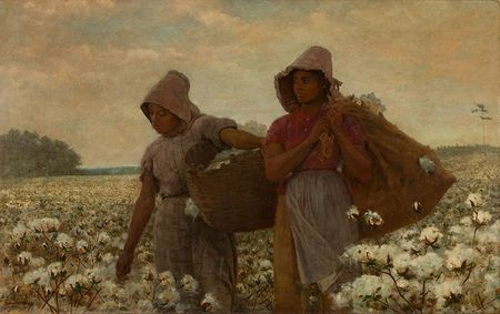 Homer | Cotton Pickers