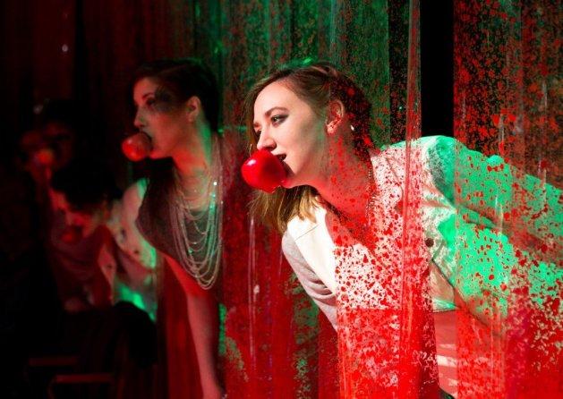 Sarah Keyes of the Angel Chorus. Photo Hunter Canning