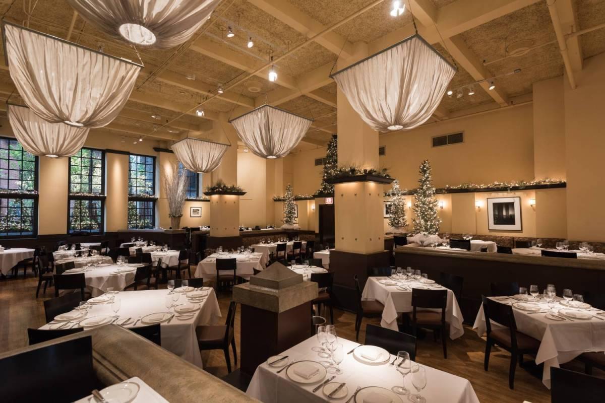 Gotham Bar And Grill; 12.0 ' Talk Restaurants