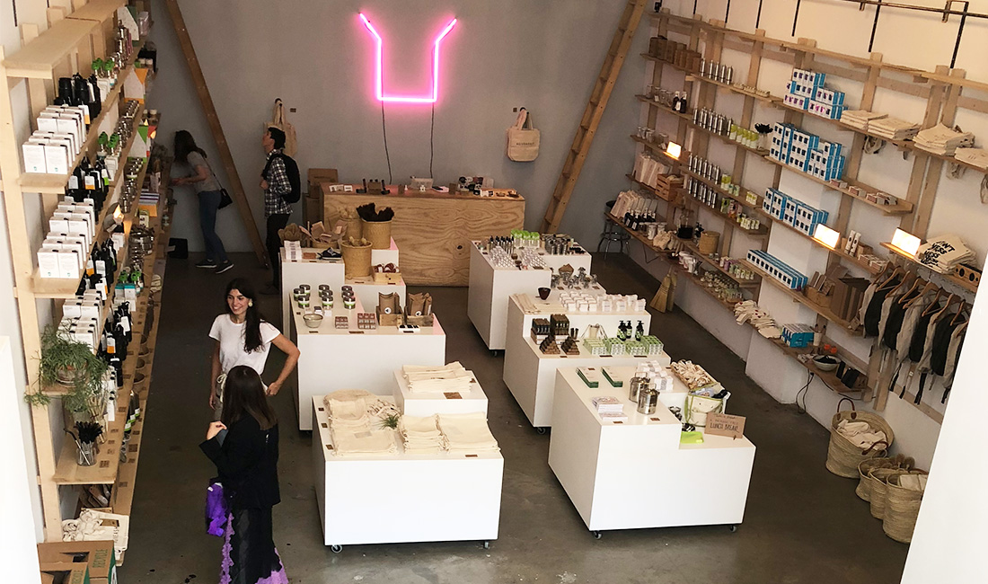 Image result for package free shop