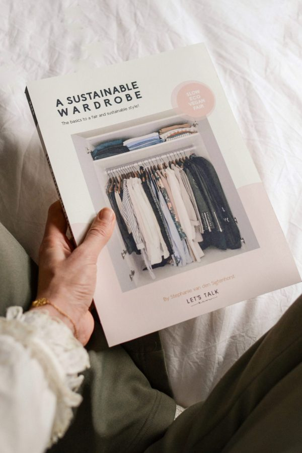 Ebook A sustainable wardrobe