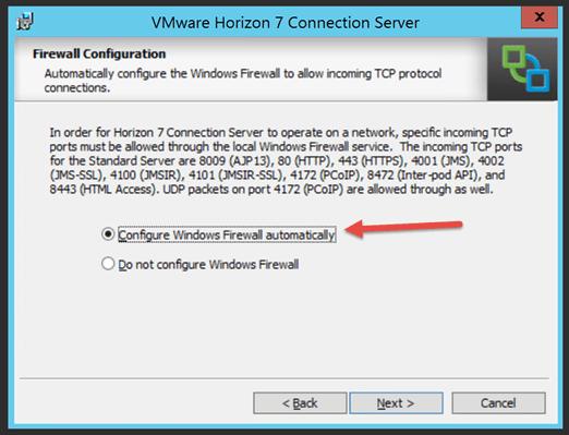 VMware Horizon View 7 Installation - Let's Talk Virtual