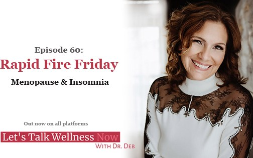 Menopause and Insomnia episode image