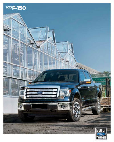 2015 F150 Brochure : brochure, F-150, Specs/Guides, Let's, That!