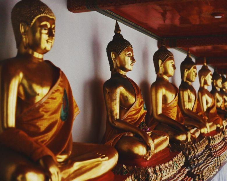 Wat Pho is a beautiful temple in Bangkok