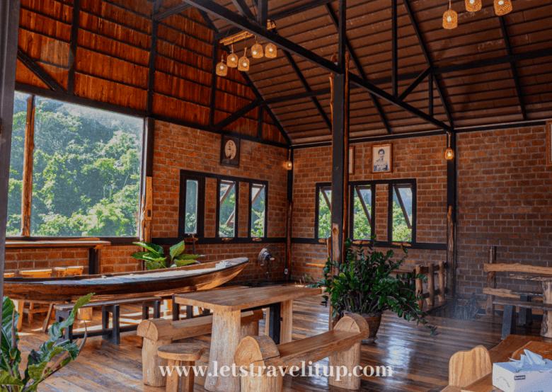 Inside the beautiful Khao Yai mango house farm