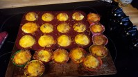 All baked and ready to eat