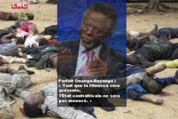 Bria : Au moins 5 morts et 29 blessés dans les dernières  violences  selon l'Onu !