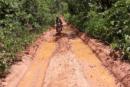 Damara / Bouca : les travaux de réhabilitation de la route bloqués depuis janvier 2019