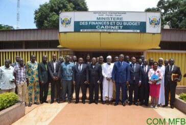 Centrafrique : Le gouvernement Ngrébada et M. Dondra, incapables d'installer les services des régies financières au Km5 !