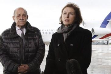 Parly et Le Drian à Moscou : opération rabibochage entre la France et la Russie