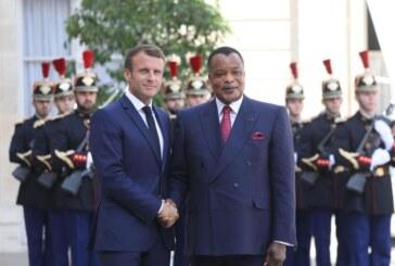 Le Drian demande au président Sassou-Nguesso d'agir pour l'opposant Mokoko