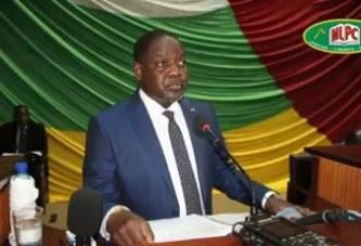 Assemblée Nationale : réponses du premier ministre Ngrébada aux questions orales des députés lors de la séance d'interpellation du 13 novembre 2019