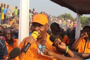 Centrafrique, le secrétaire général du KNK Bertin Béa annonce le retour de l'ancien président Bozizé