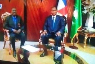 Michel Djotodia n'est pas venu pour Touadéra et son clan mais pour la paix et le peuple centrafricain