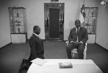 Centrafrique, Touadéra et son clan ont franchi le rubicond de l'imbécillité politique, de l'indignité et de la honte !