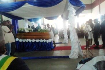 Assemblée Nationale: Touadéra crée un scandale lors de la cérémonie des obsèques du député des M'Brès Pierre Marie Aimé FRANCK