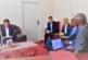 Corruption : vers une franche collaboration entre la HABG et la Banque Mondiale