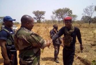Centrafrique : le Gangster de Bangui promeut Wanzet Linguissara au grade de général de division pour avoir laissé partir Abbas Siddiki et ses hommes