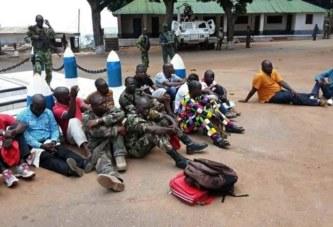 Centrafrique : Des Anti-Balaka enlevés et séquestrés au Camp de Roux et Ngaragba avant l'ouverture d'une enquête judiciaire