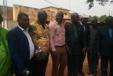 Centrafrique : M. le Gangster de Bangui, le glaive tranchant de la justice et de la liberté s'est levé et s'abattra !