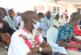 CENTRAFRIQUE : Conférence de presse de la présidente de l'ANE Marie Madeleine N'KOUET HOORNAERT